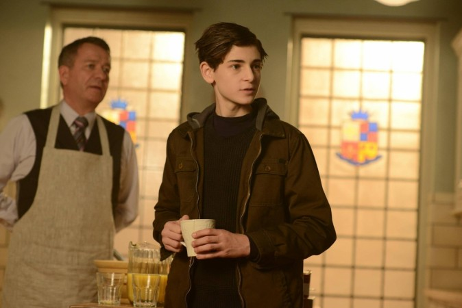 """Bruce and Alfred from """"Gotham"""""""