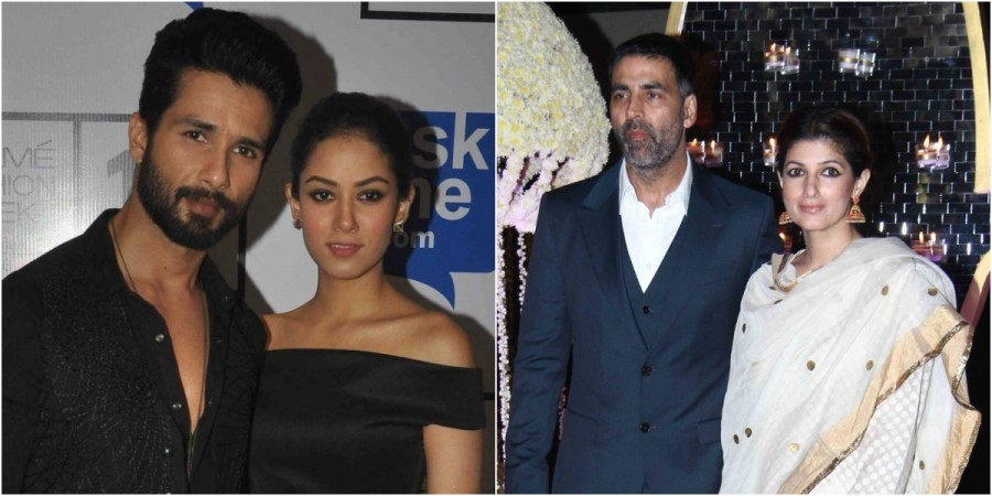 Shahid Kapoor-Mira Rajput and Akshay Kumar-Twinkle Khanna on romantic holiday