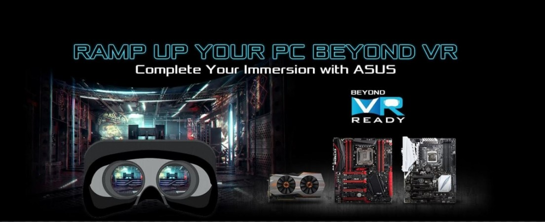 Asus announces Beyond VR ready certification program