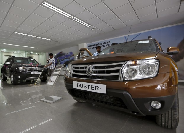 Renault India duster