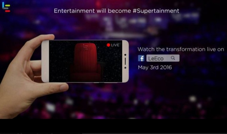LeEco Le 2, Max 2 India launch live stream: Where to watch unveiling event