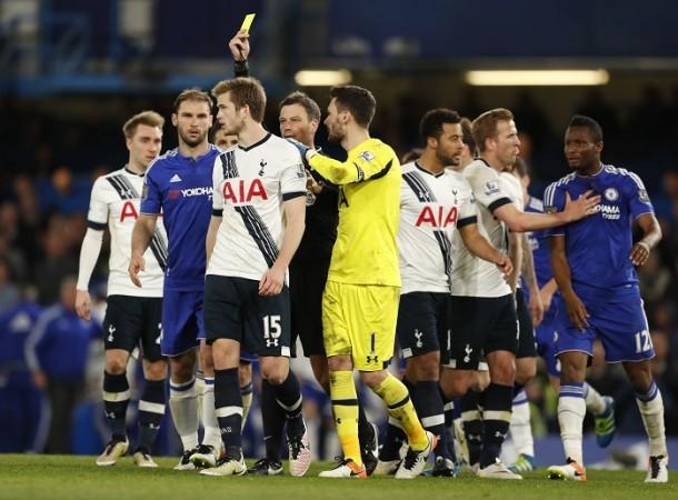 Eric Dier Chelsea Tottenham