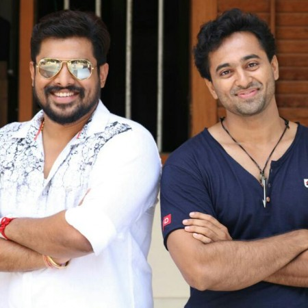 Ajay Krishnan and Unni Mukundan