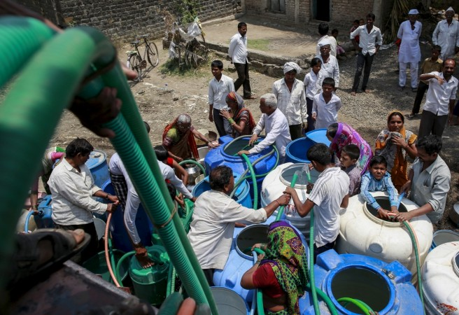water tankers Marathwada