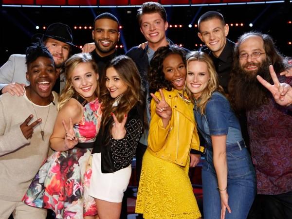 The Voice US Season 10