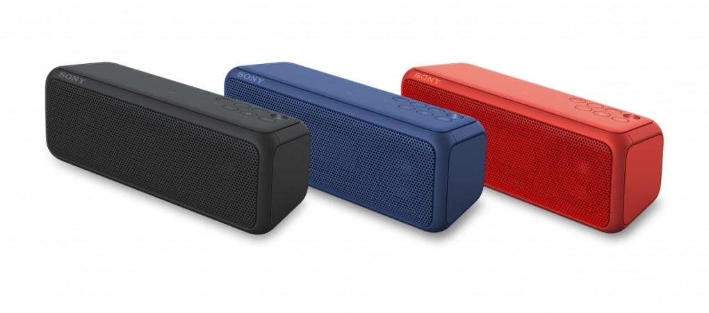 Sony bluetooth speaker