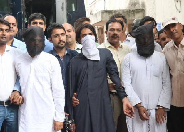 India terror suspects