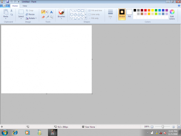New ms paint coming in a universal windows app ibtimes india for App to paint on pictures