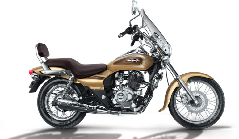 Bajaj Avenger Cruise 220 desert gold edition launched