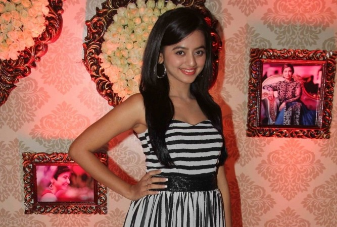 "Angad Hasija approached to romance Swara aka Helly Shah in ""Swaragini.""  Pictured: Helly Shah at producer Rashmi Sharma's birthday bash in Mumbai"