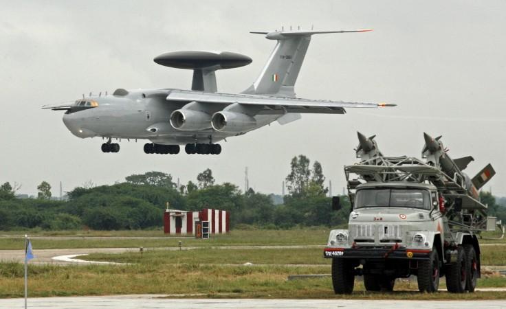 Hindon air base