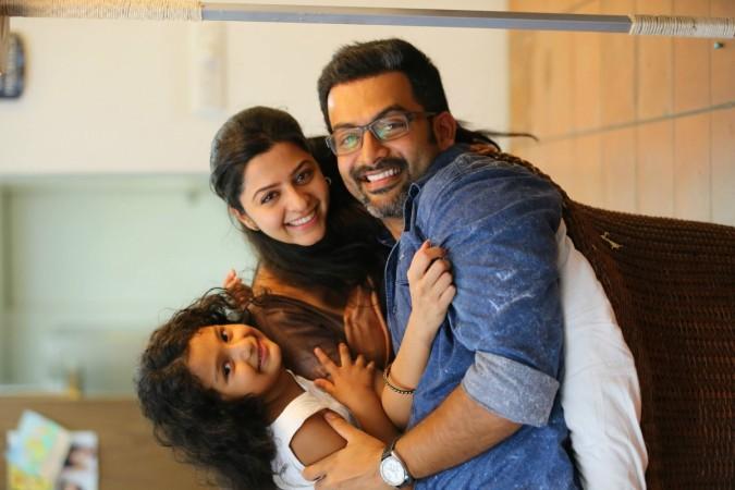Prithviraj Sukumaran, Vedhika and Emine Salman in 'James and Alice'