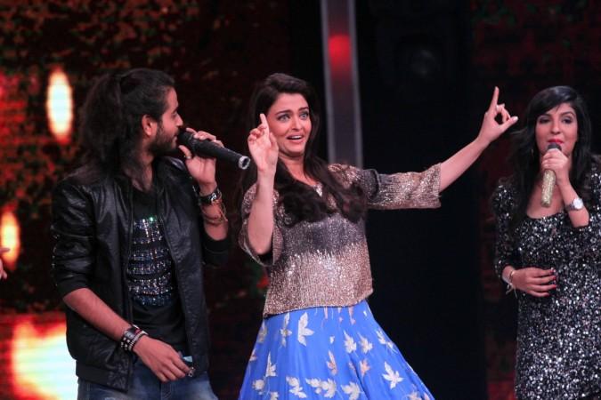 Aishwarya Rai Bachchan promotes