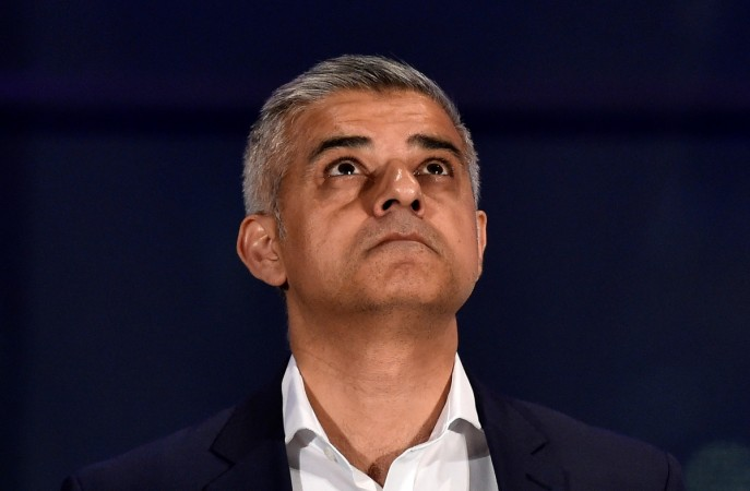 London Muslim mayor