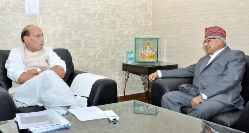 Nepal ambassador to India