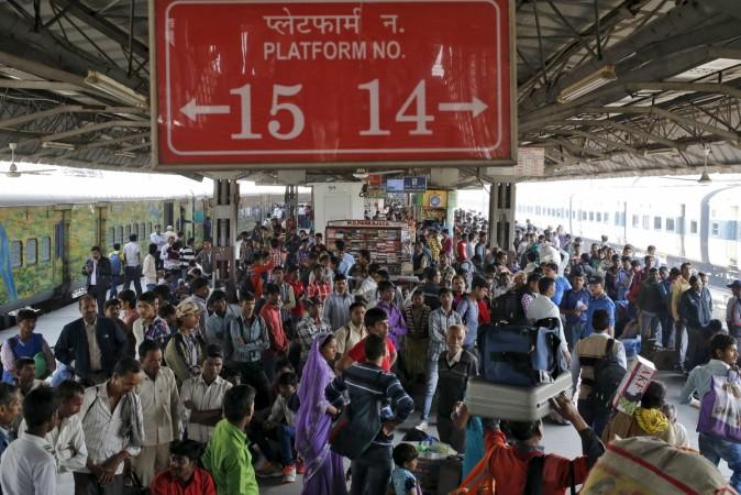 IRCTC ticket sales online railway ticket sales Indian Railways stations