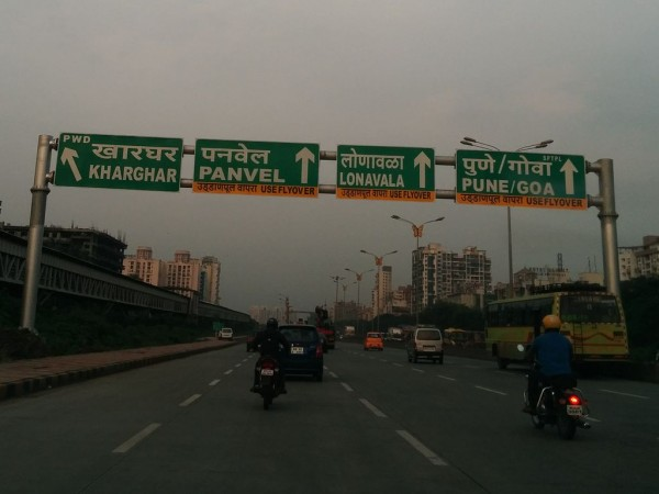 road signs India