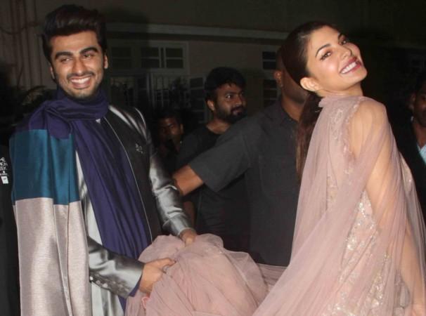 Arjun Kapoor and Jacqueline Fernandez