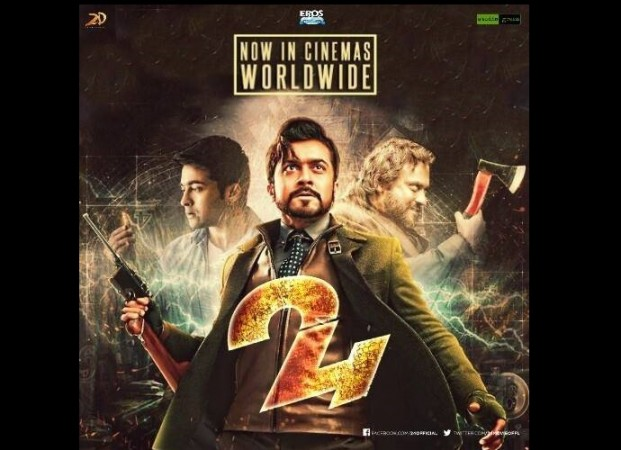24 movie overseas box office collection suriyas film becomes suriya in 24 altavistaventures Images