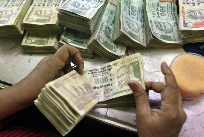 Indian rupee investments