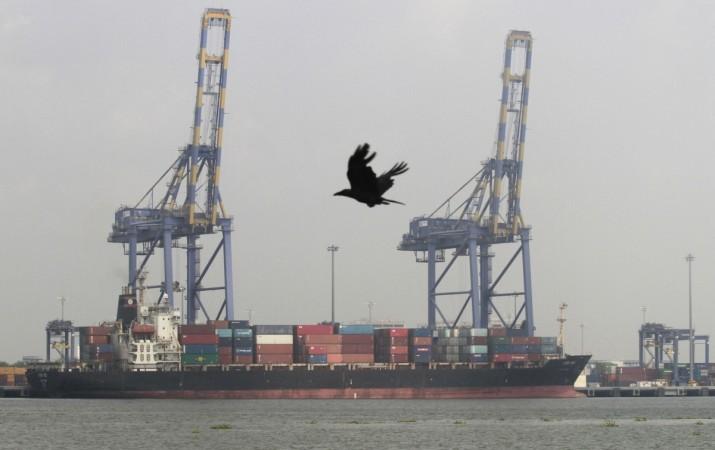 Port trusts in India cargo handling Cochin port trust JNPT