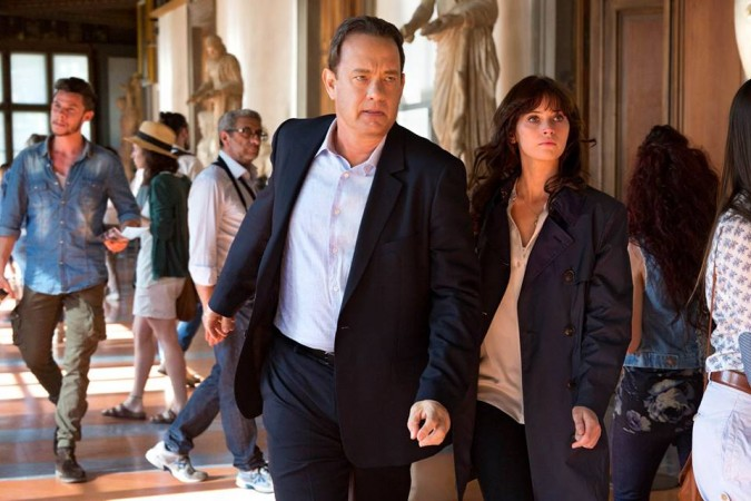 Tom Hanks is back as Robert Langdon in the latest trailer of 'Inferno.'