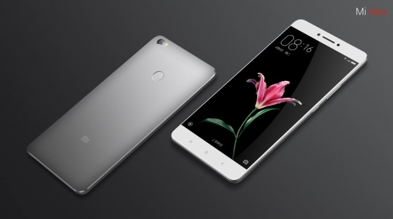 Xiaomi launches 6.44-inch Mi Max with Massive 4850mAh battery; price, specifications