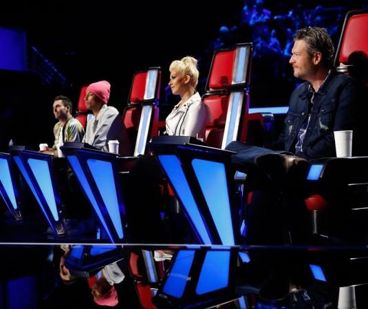 'The Voice US' Season 10 judges