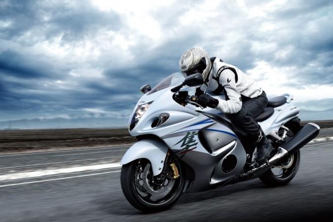 Suzuki sets up new superbike showroom in Delhi