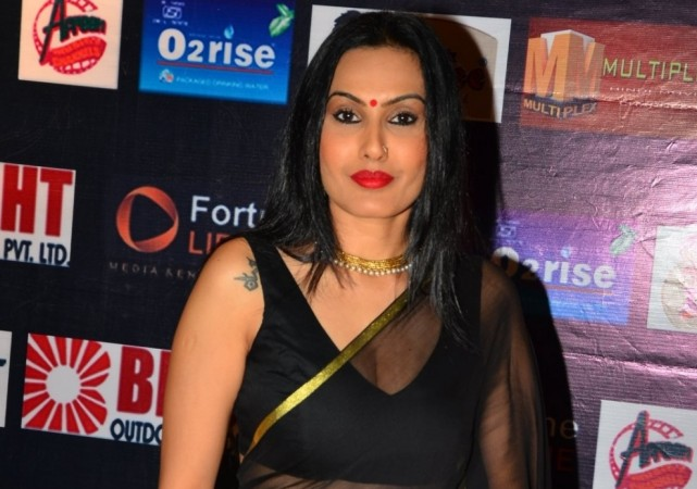 Kamya Punjabi gets threat calls. Pictured: Kamya Punjabi at Dadasaheb Phalke Film Foundation Award 2016, Mumbai.