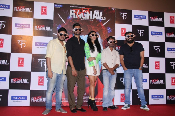 Raman Raghav 2.0 trailer launch