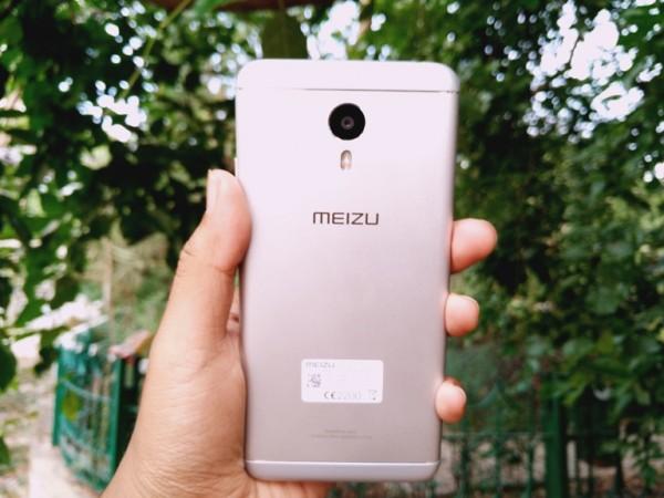 Meizu M3 Note review: Design