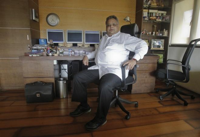 Rakesh Jhunjhunwala Rare Enterprises DTAA Mauritius