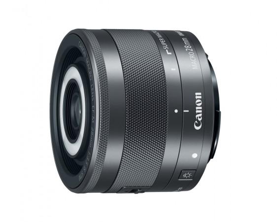 Canon EOS-M lens