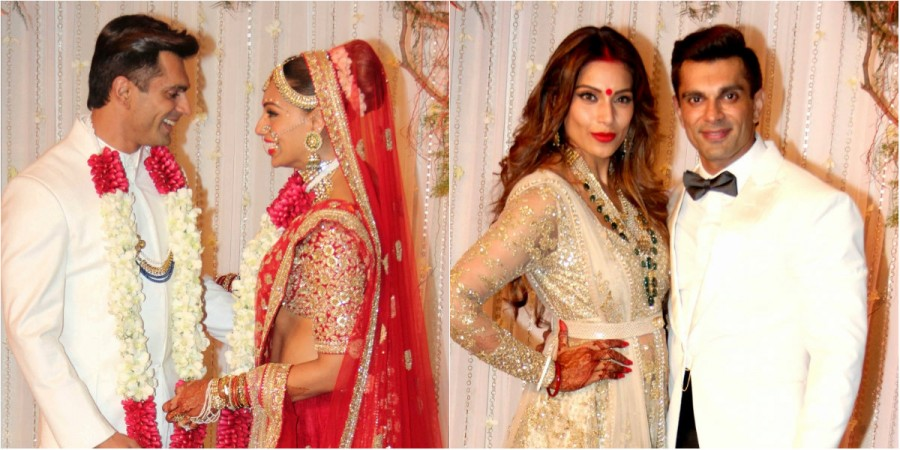 Karan Singh Grover and Bipasha Basu wedding