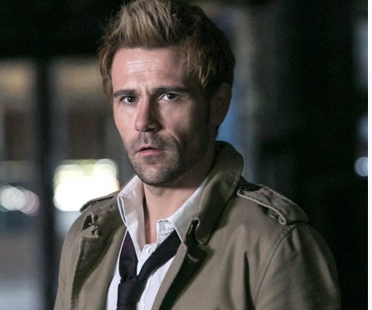 """Constantine may return to """"Arrow"""" for Season 4 finale"""