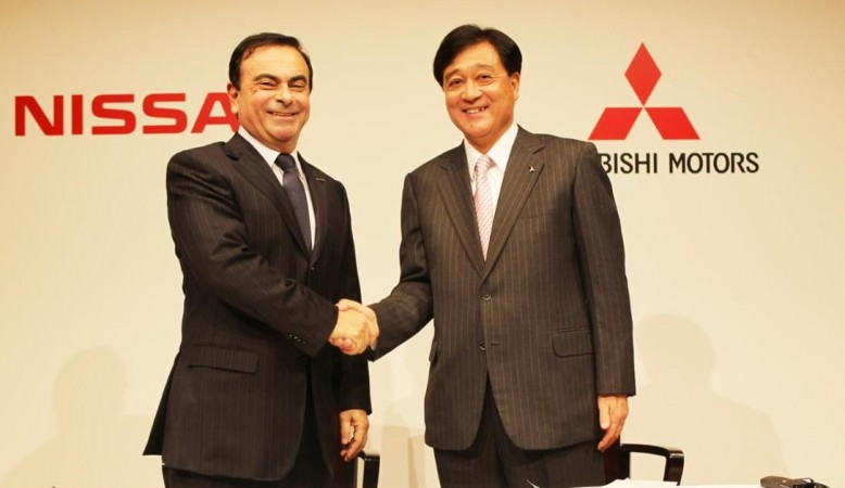 Image result for nissan and mitsubishi