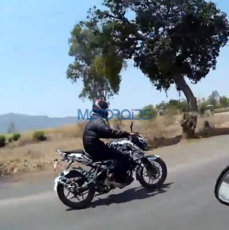 Bajaj Pulsar 150 NS coming soon to India