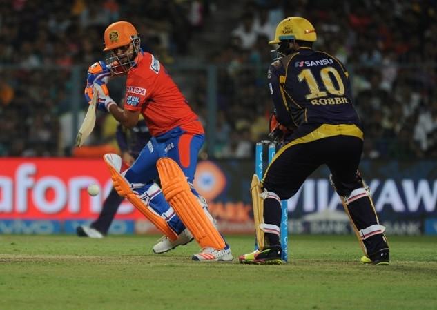 Suresh Raina Gujarat Lions KKR