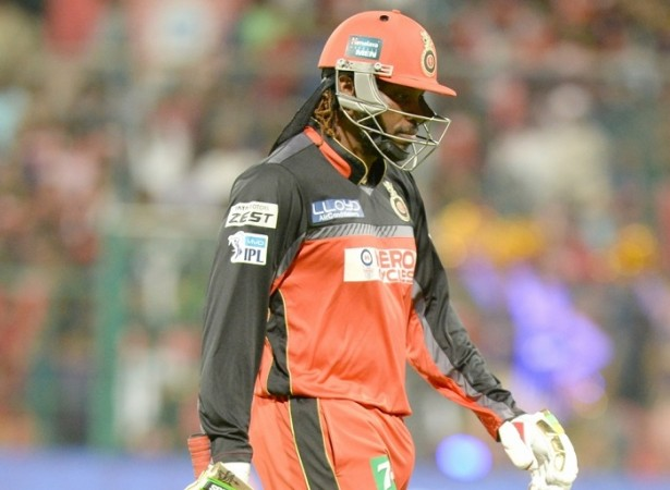 RCB Chris Gayle
