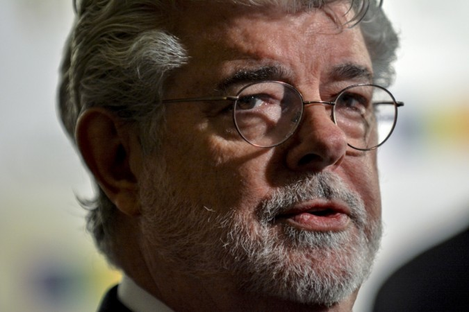 Happy birthday George Lucas