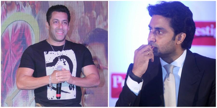Salman Khan, Abhishek Bachchan