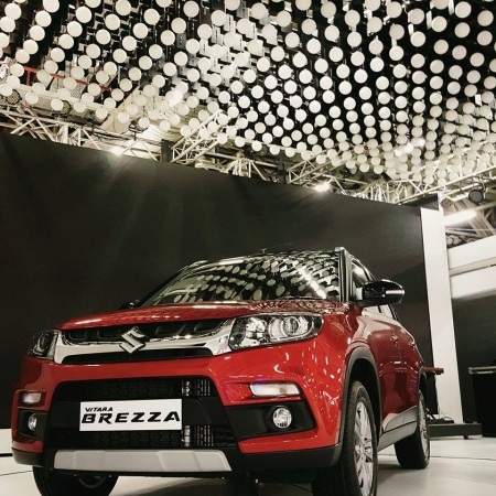Maruti Suzuki Vitara Brezza bookings cross 55,000