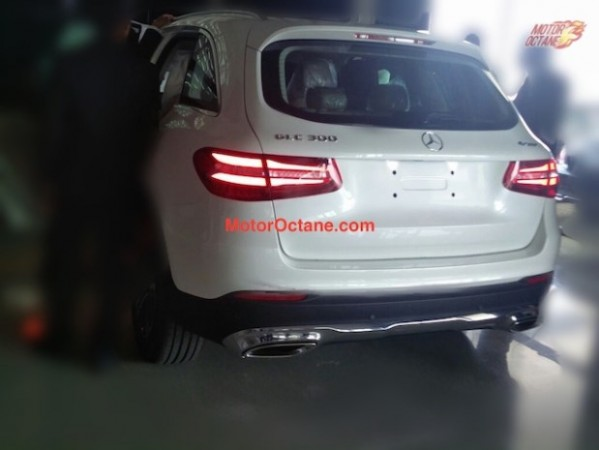 Mercedes-Benz is expected to launch its GLC SUV in India in June