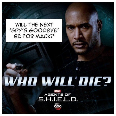 Who will die in Season 3 finale of 'Agents of SHIELD'?