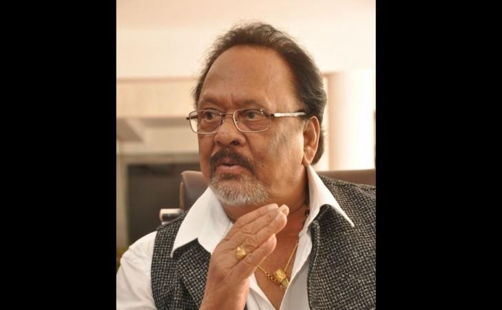 Actor Krishnam Raju