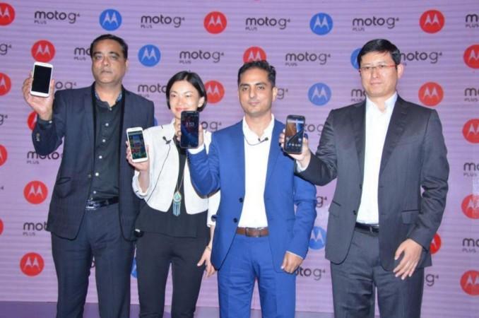 Moto G4 serles India launch