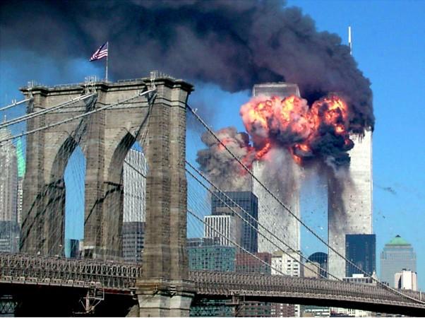 2001 terror attack