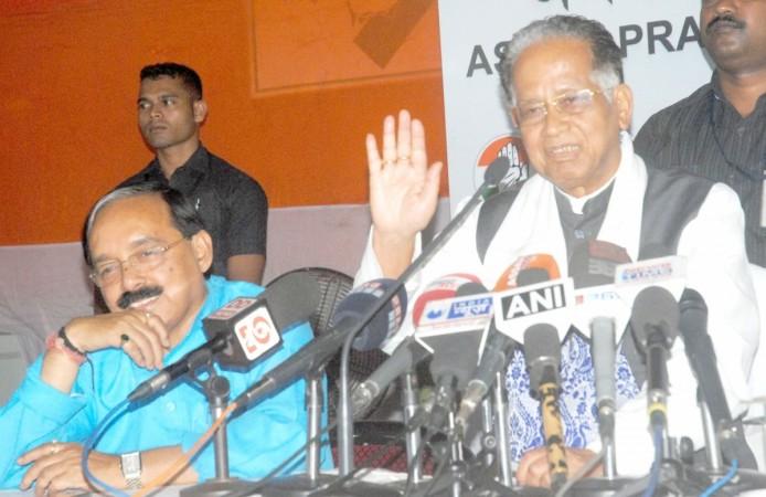 Assam assembly elections 2016