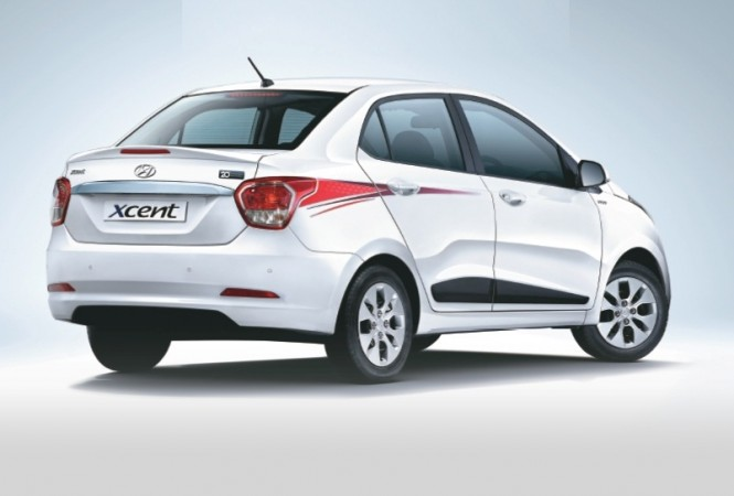 Hyundai Xcent special edition